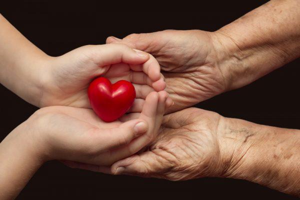 Cachitos de corazón y dedos, historias de trauma.