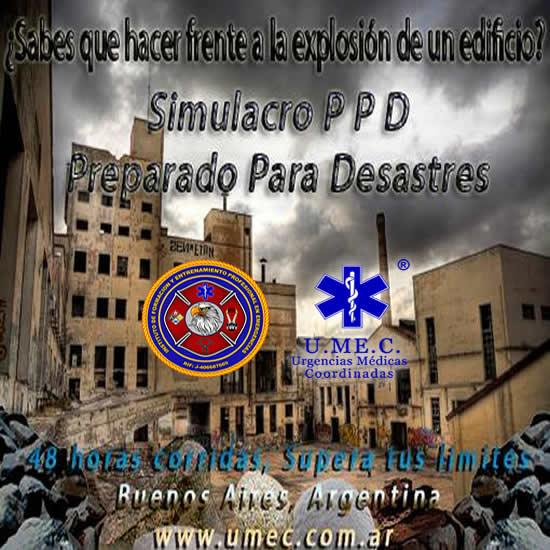 Simulacro PPD