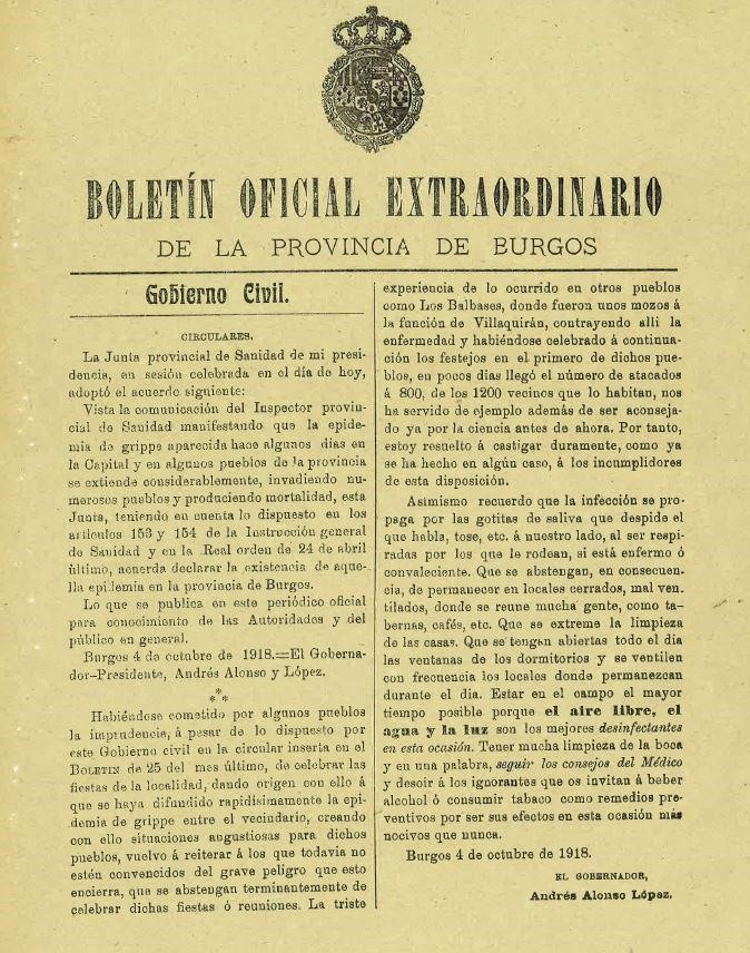 ¿Qué recomendaban hace un siglo para combatir la peor pandemia de la historia?