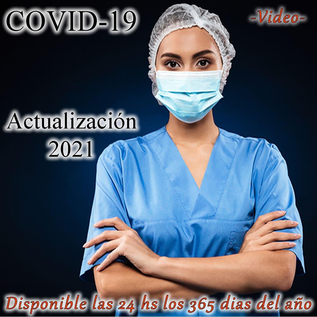 Curso COVID -19 – SARS-CoV2 en el 2021