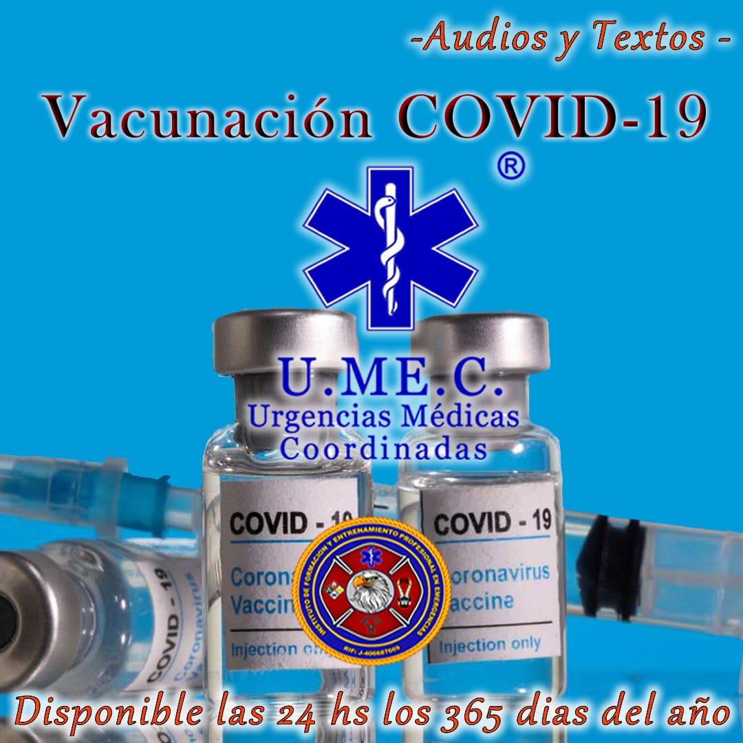 Curso Vacunación COVID-19