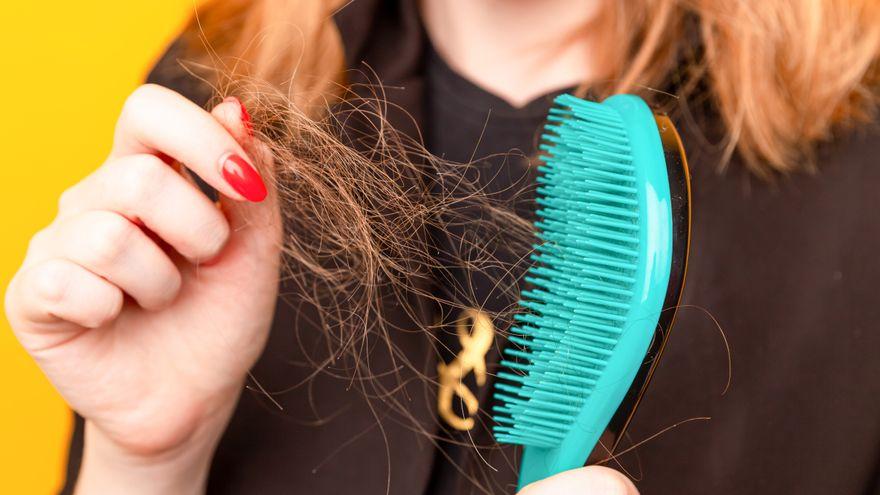 ¿Sabías que la caída del cabello es más habitual en los meses de otoño?